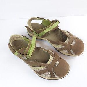 Merrell Azura wrap Otter sandal